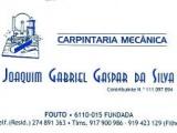 Joaquim Gabriel Gaspar da Silva
